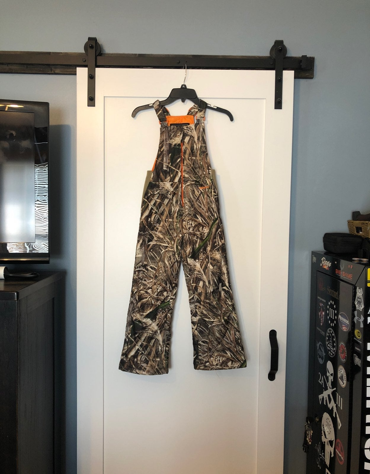 Youth Insulated Hunting Bibs