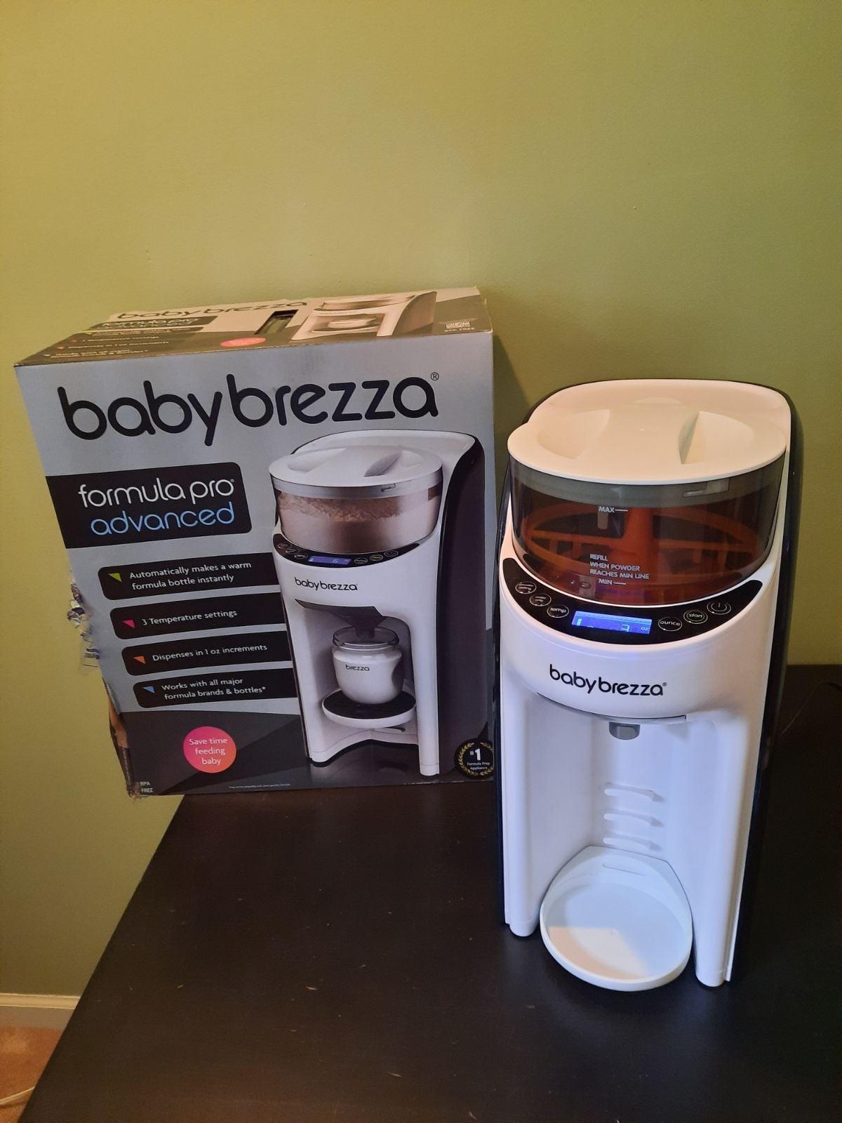 Baby Brezza Formula Pro Dispenser