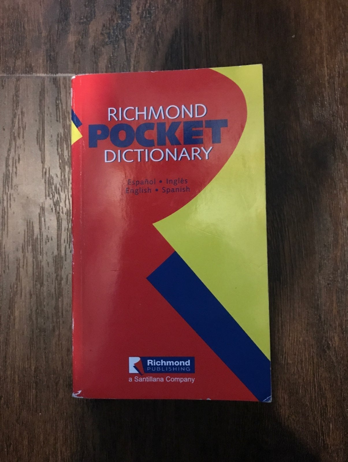 Richmond pocket dictionary
