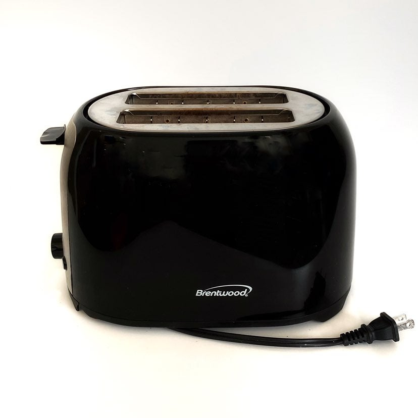 Brentwood TS-292B  2 Slice Toaster