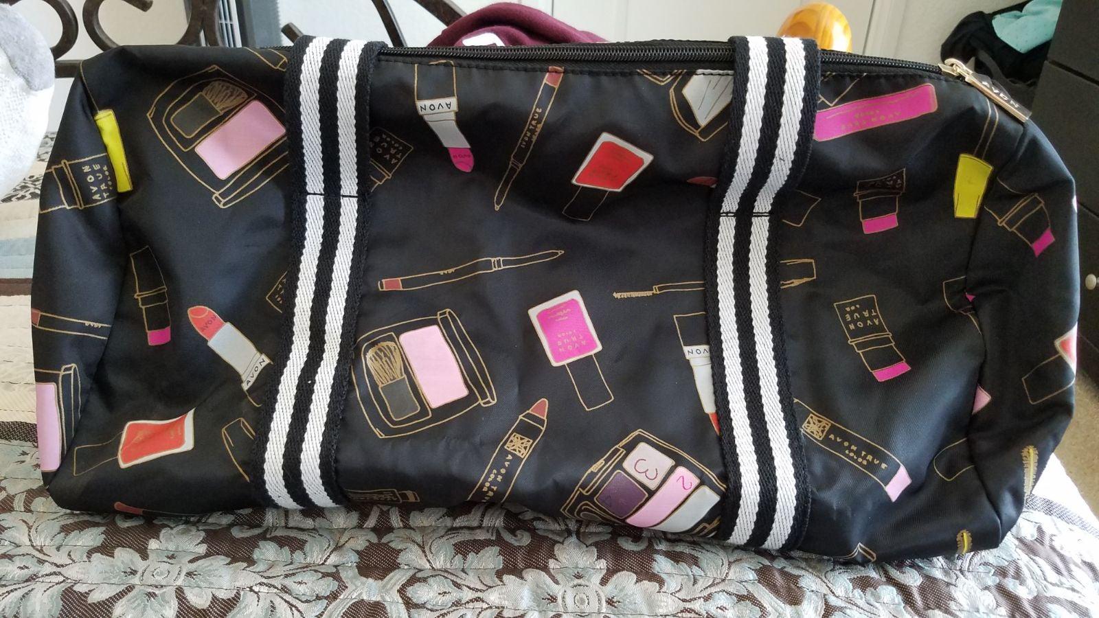 Avon duffel bag