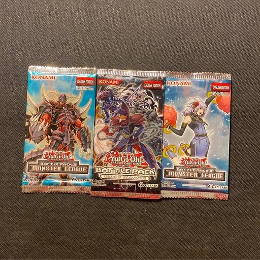 Yugioh 3x 1st EDITION TCG Packs