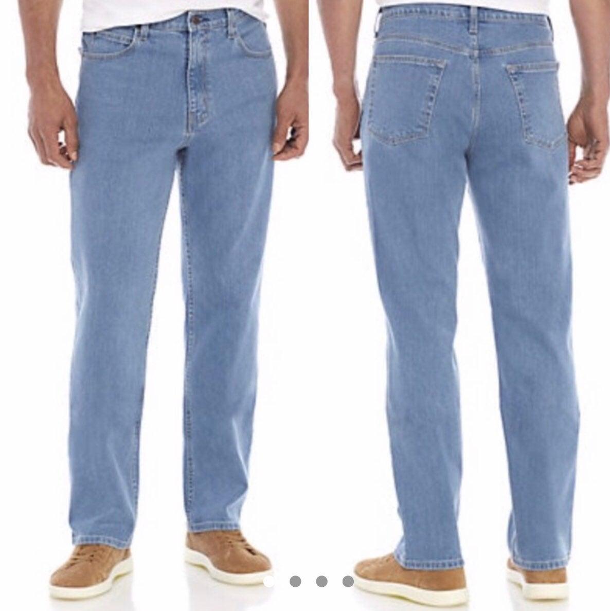 Saddlebred Dad Jeans Big & Tall