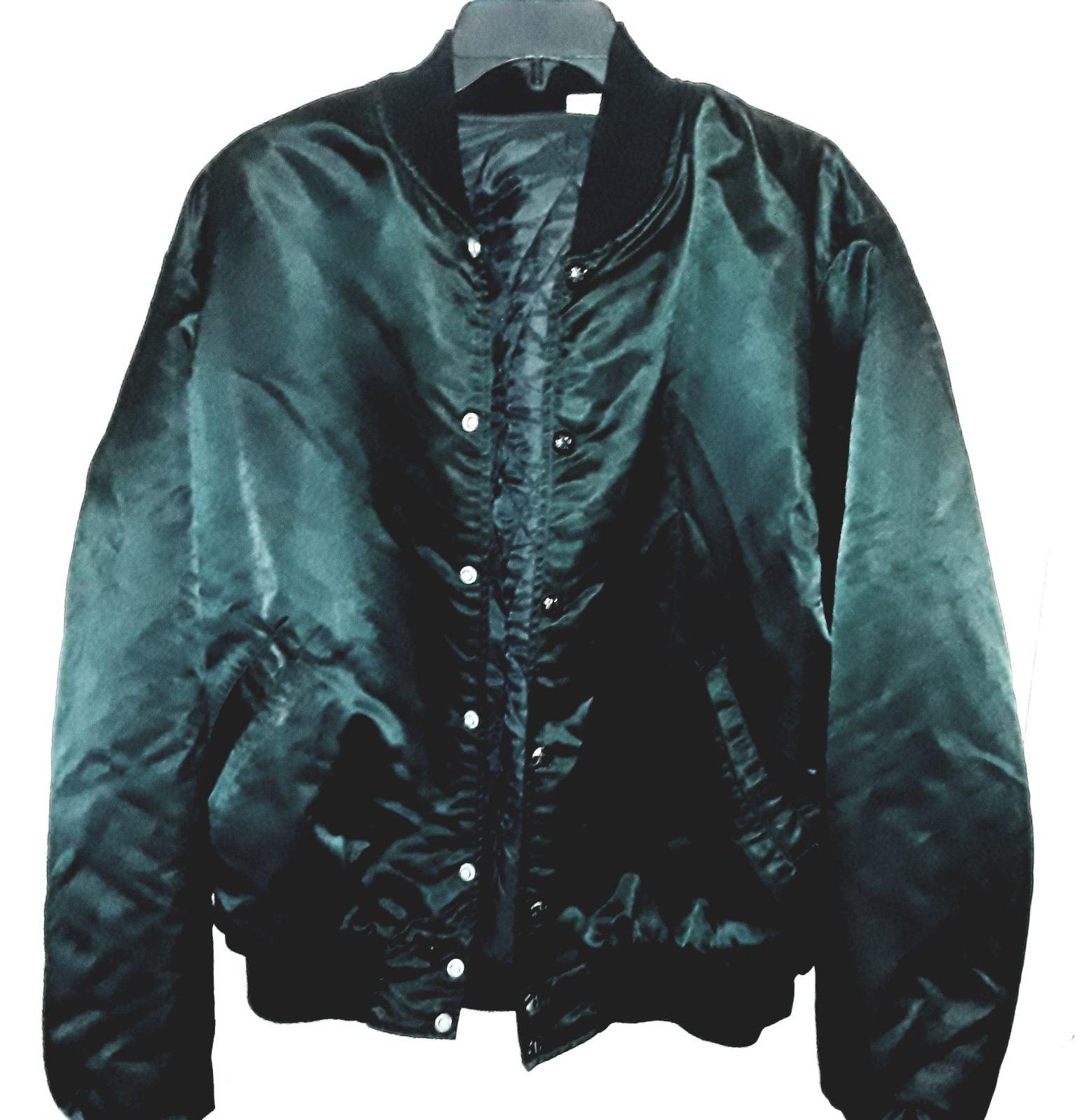 New black bomber ladies jacket
