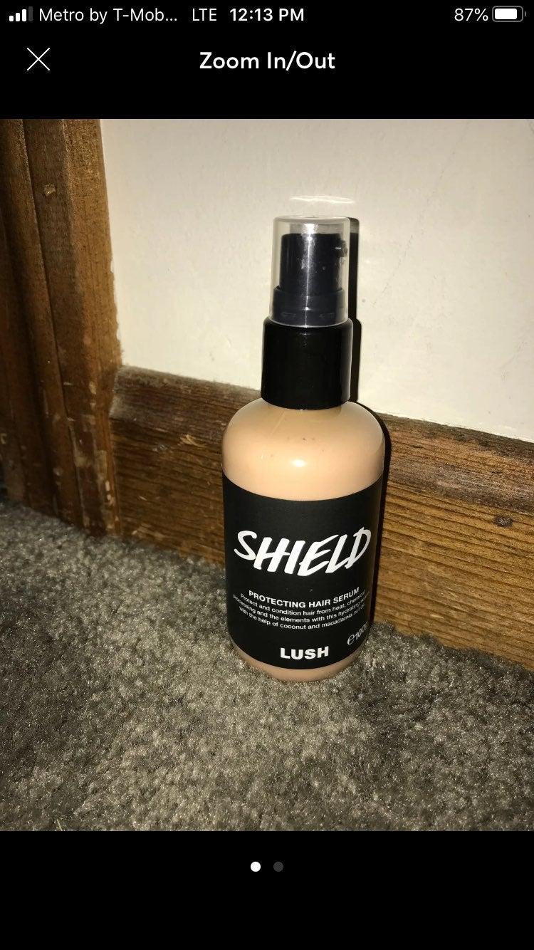 Lush sheild
