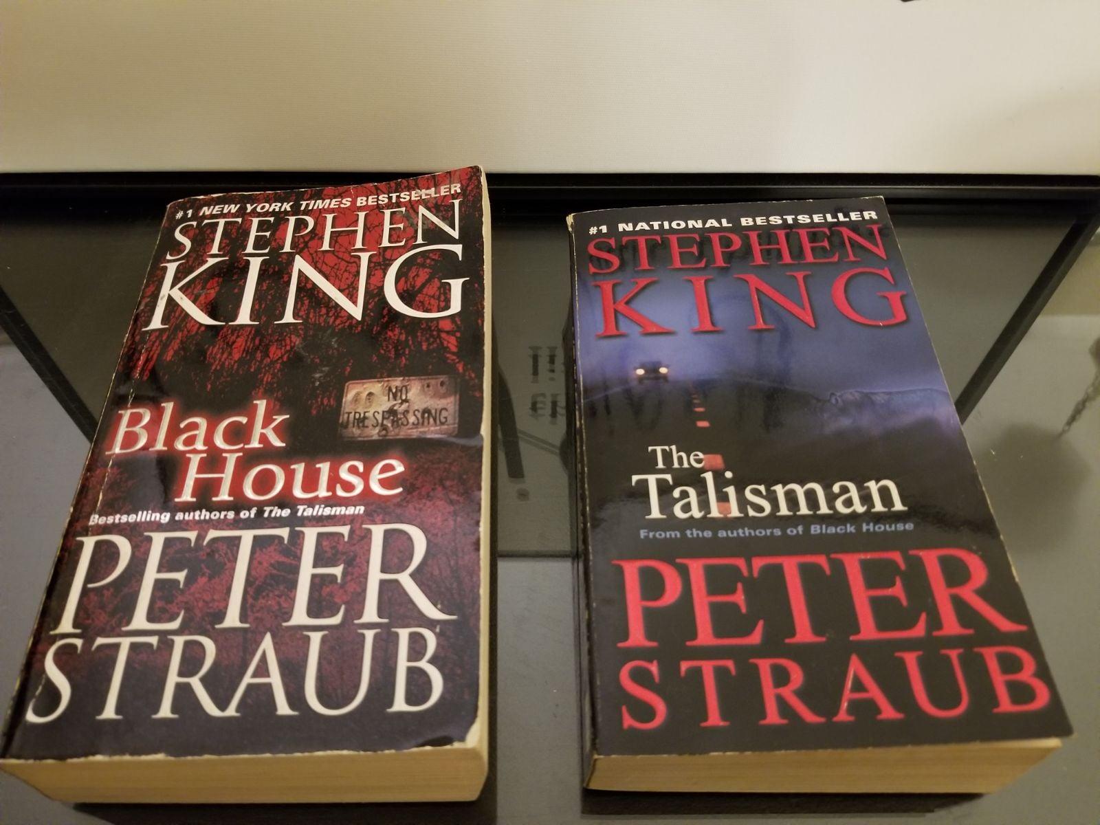 Black House & The Talisman King/Straub