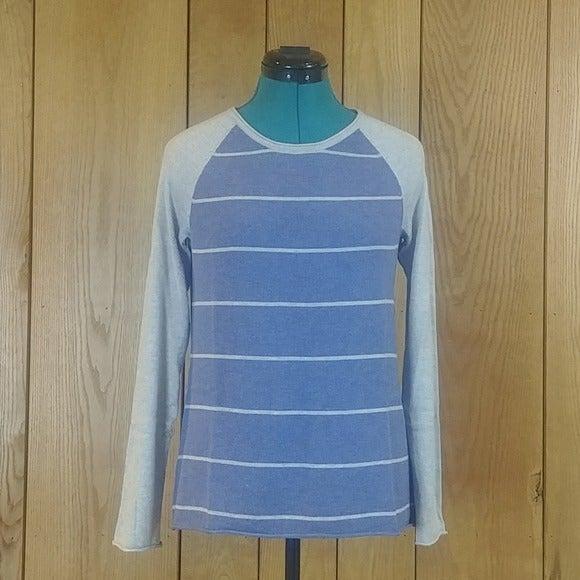 Sonoma Blue Ragland Pullover Sweater XS