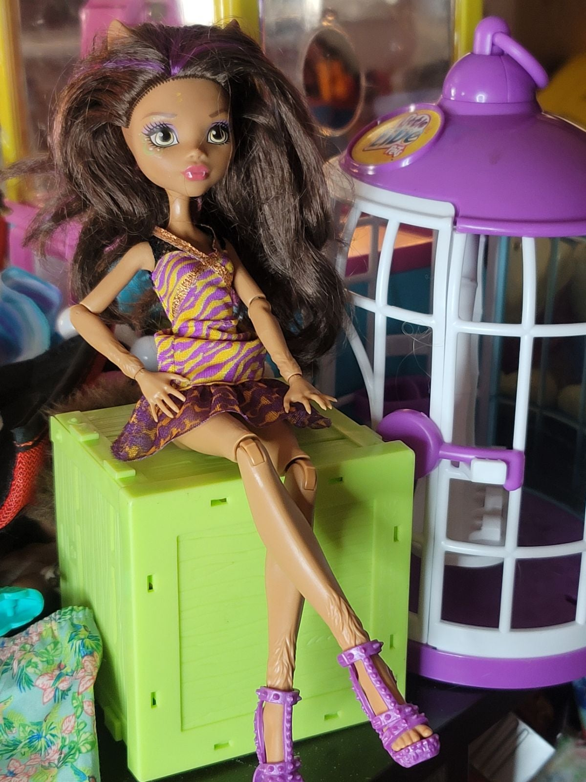 Clawdeen Welcome To Monster High