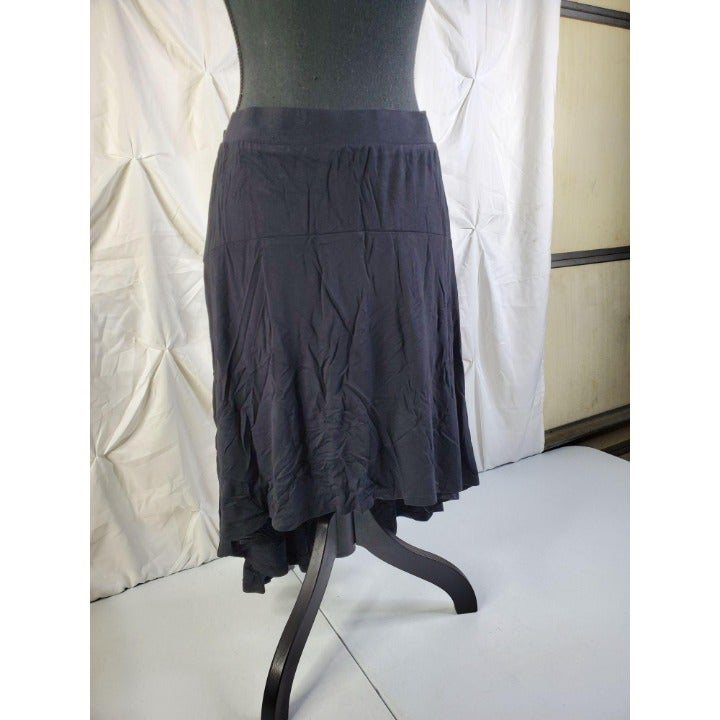 A New Day Womens High Low Casual Skirt