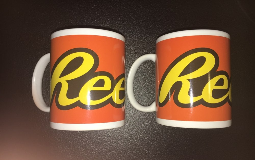 Vintage Reese's mugs