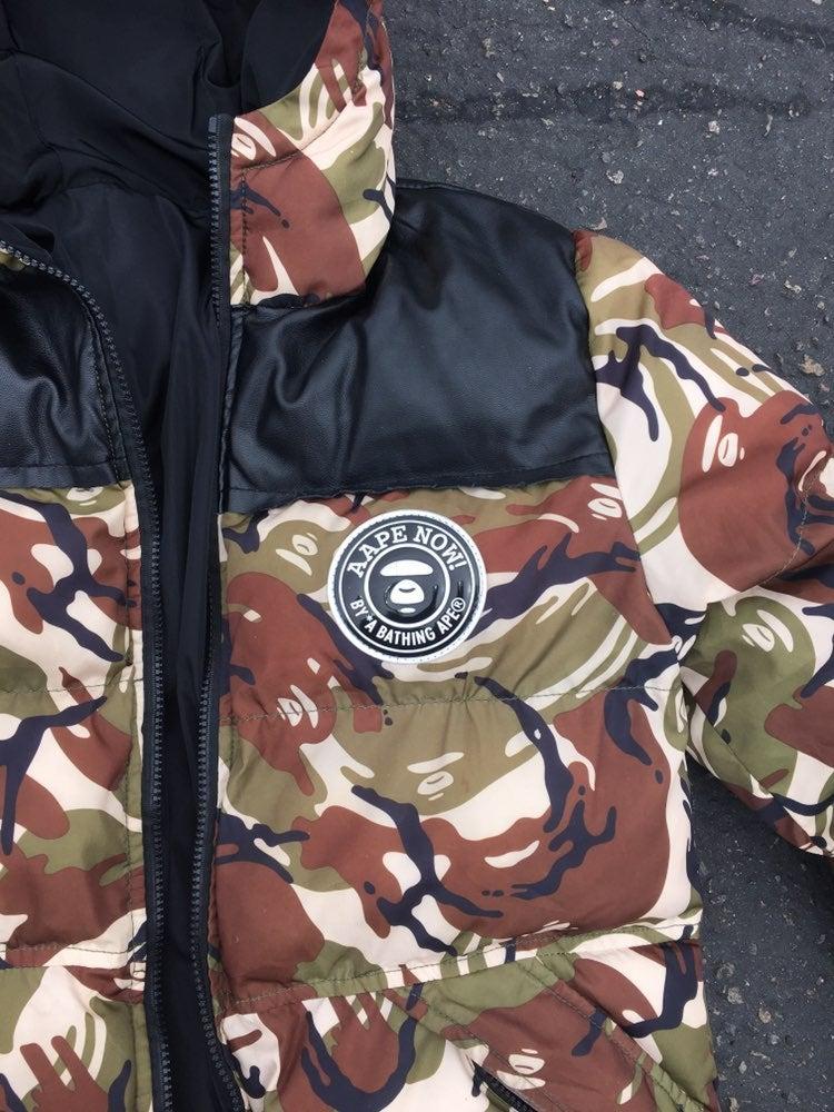 Bape jacket