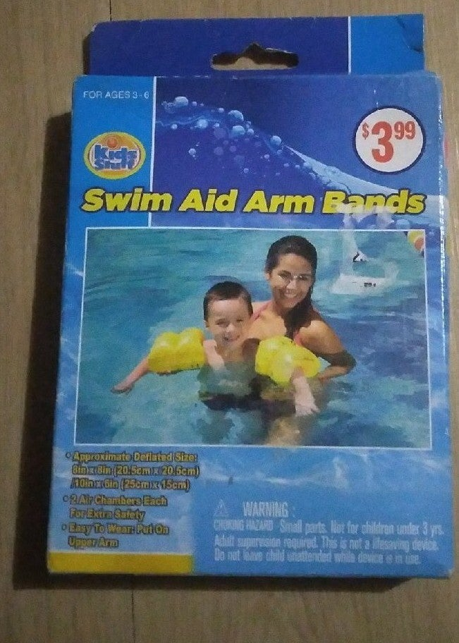 Swim Aid Arm Bands for kids