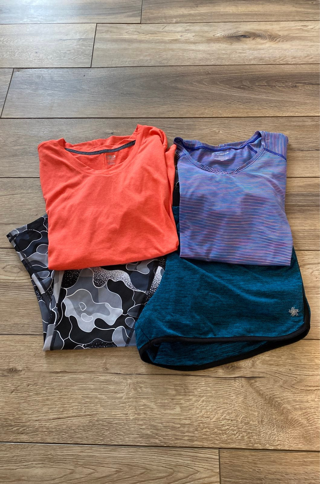 Workout Apparel Bundle