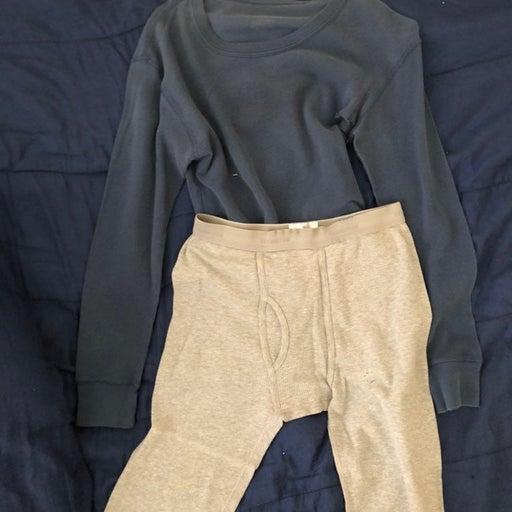 Winter Thermal Underwear
