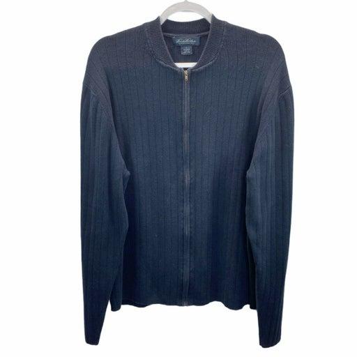 Brooks Brothers Zip-Up Cardigan Sweater