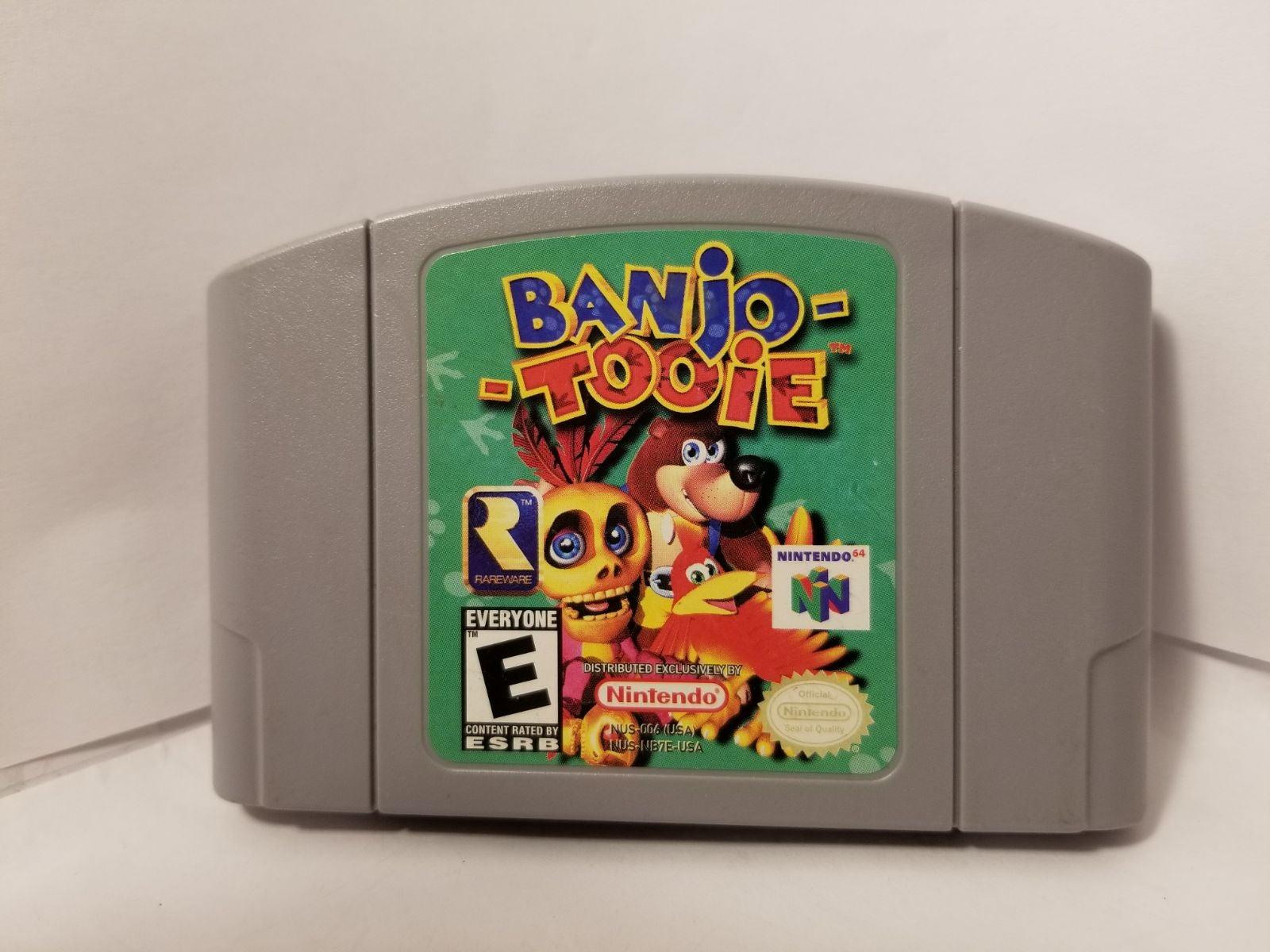 Banjo-Tooie Nintendo 64 n64