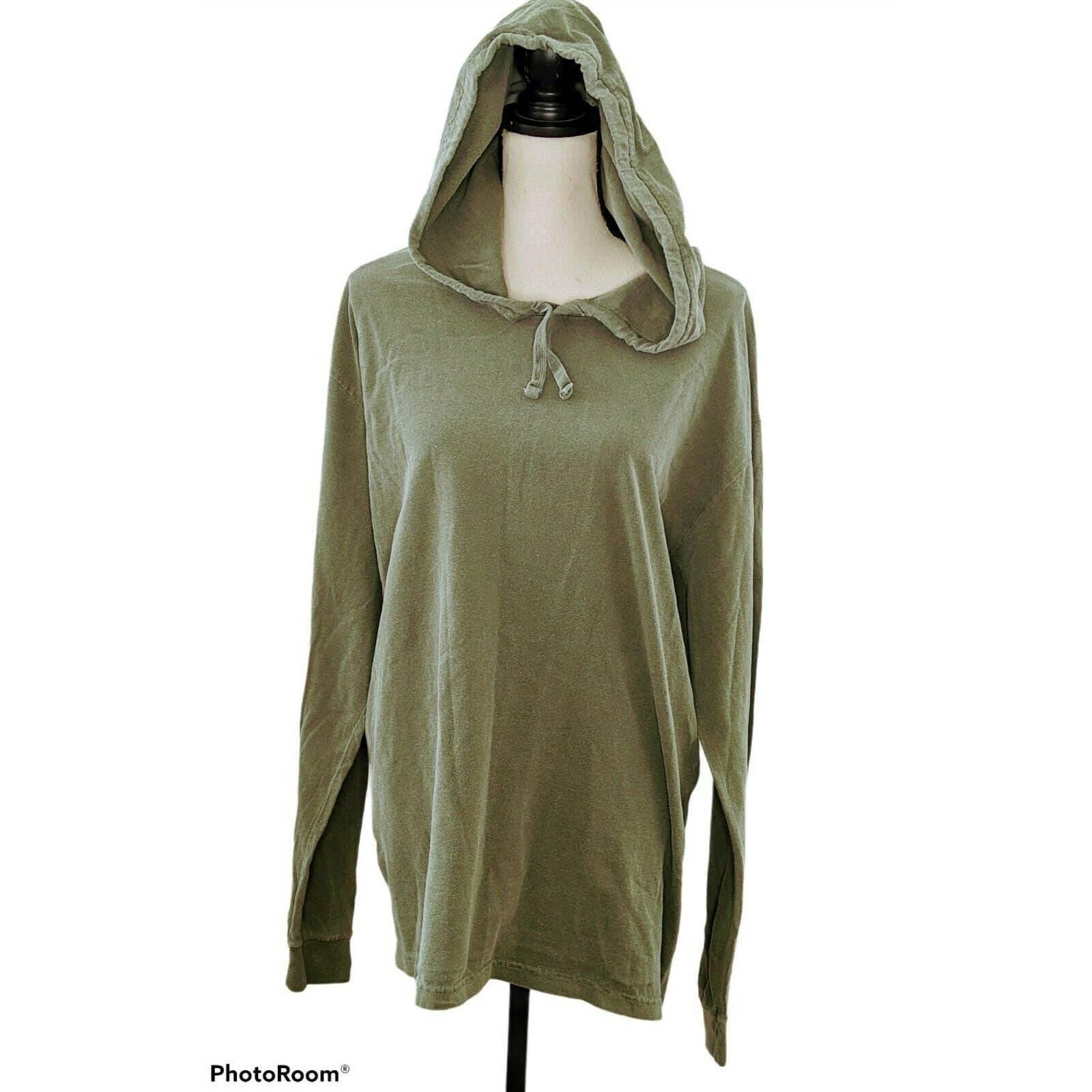 American Apparel Hooded Sweatshirt M