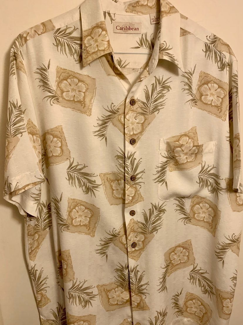 Tropical  shirts for men
