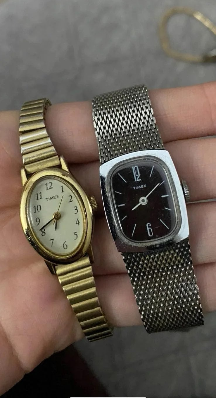 Ladies Timex Vintage Watch Lot