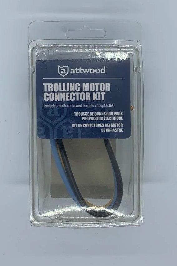 attwood 12V/24V Trolling Motor Connector