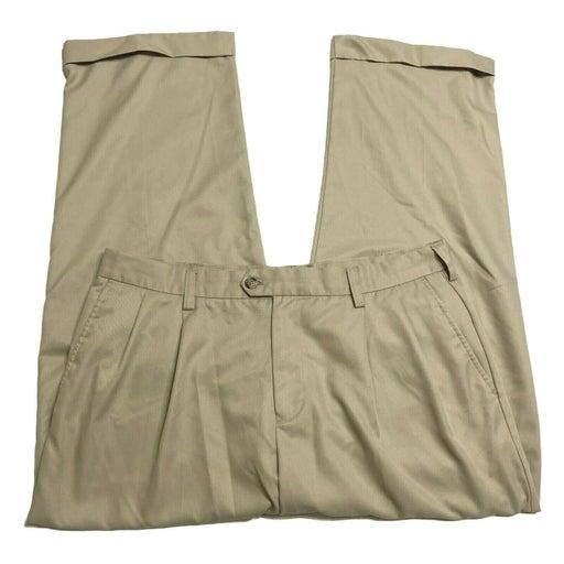 Izod Golf Classic Tan Polyester Pants 36