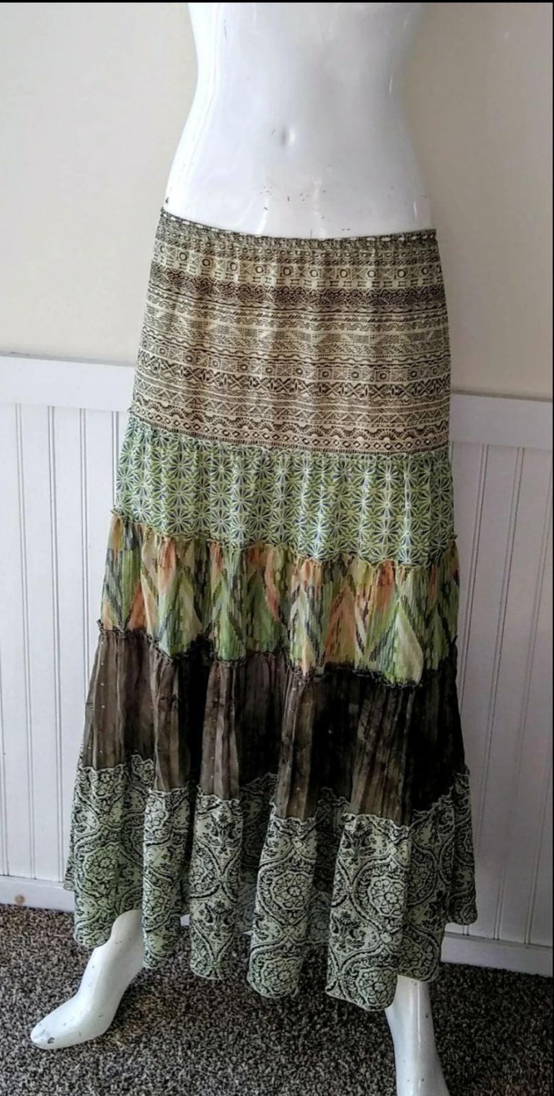 Women's Lane Bryant Gypsy Skirt 14/16