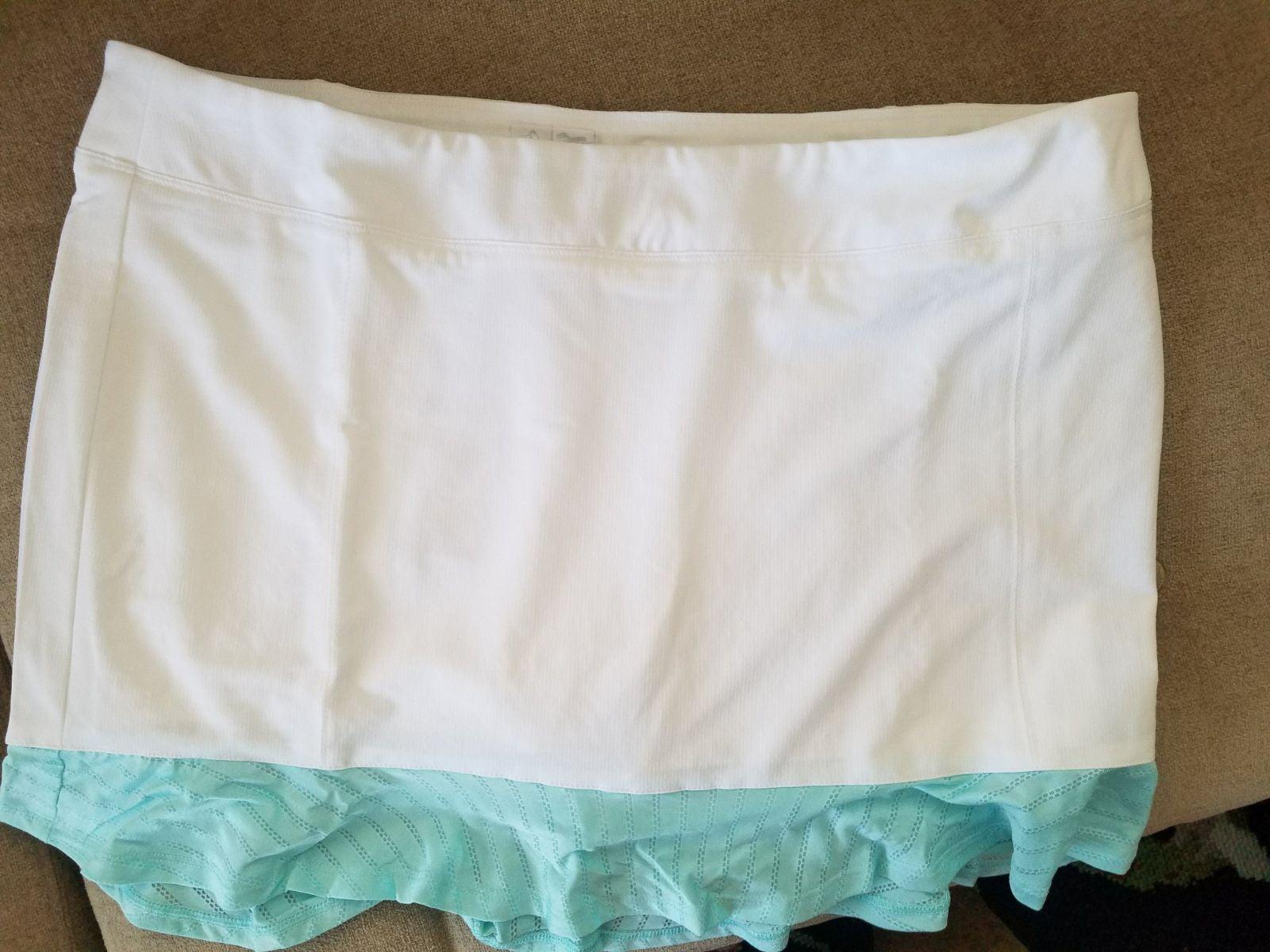 Adidas golf skirt. Size XL