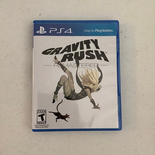 Gravity Rush Remastered on Playstation 4