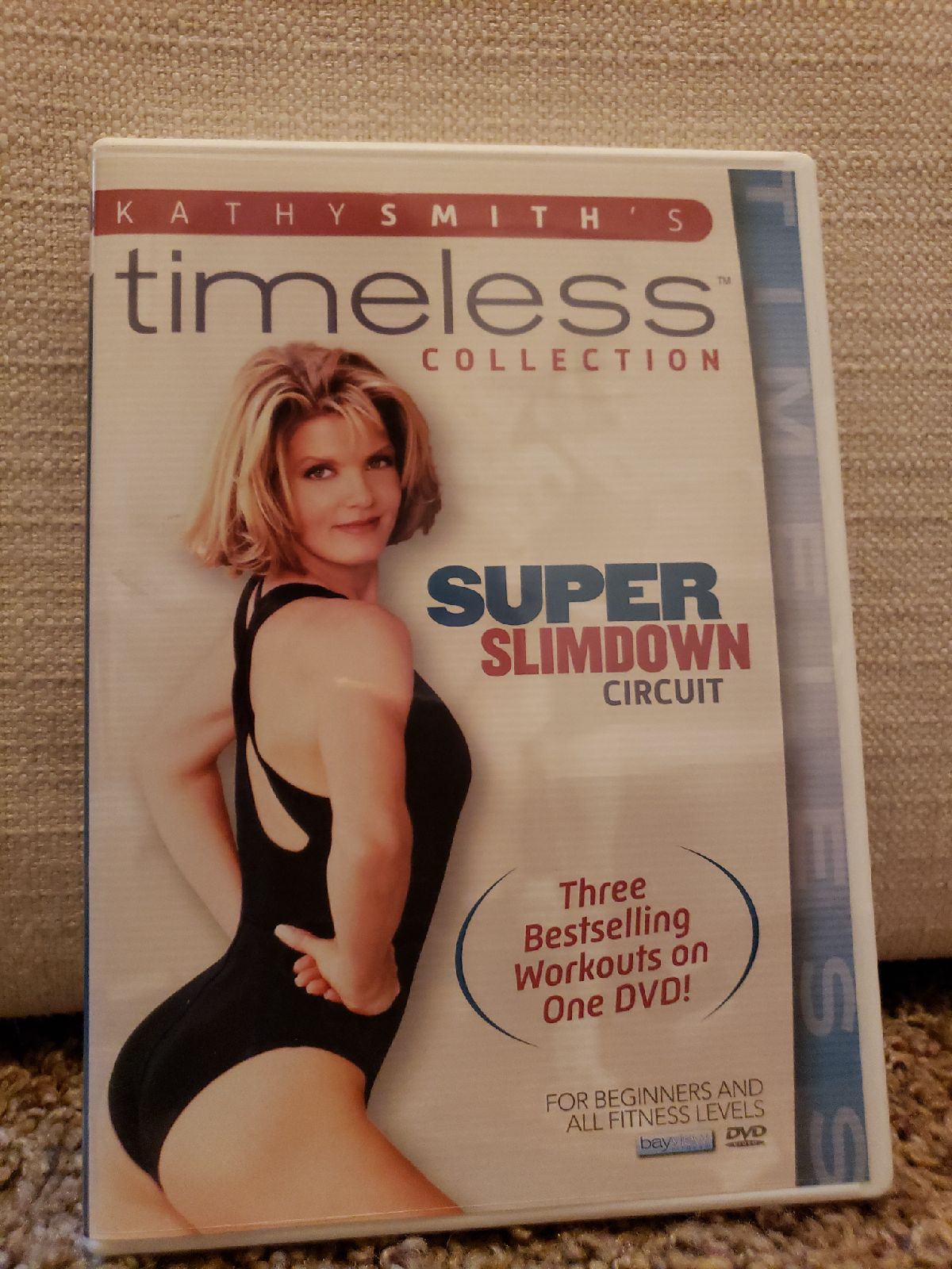 Kathy Smith's Timeless Collection DVD