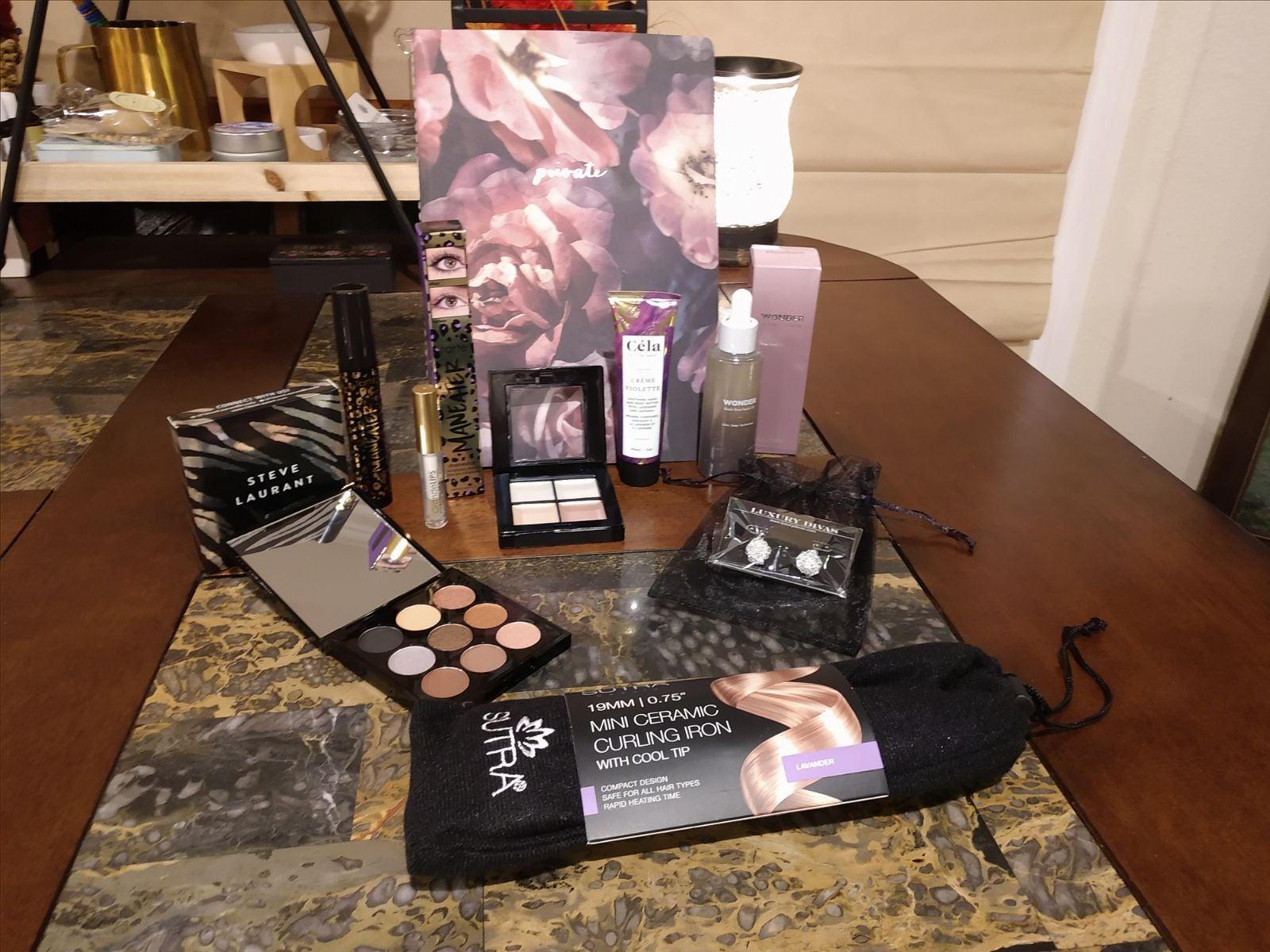 New Beauty Bundle +Free Gifts #12