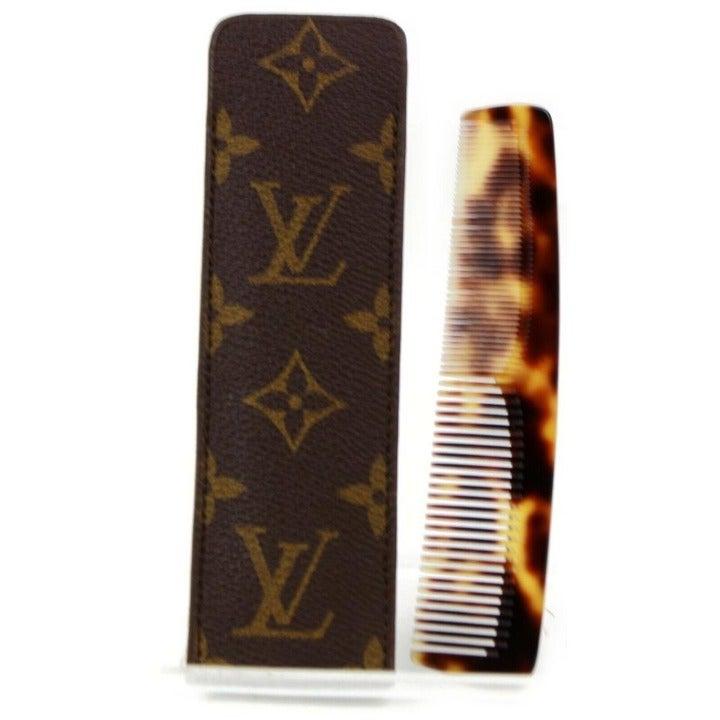 Louis Vuitton Monogram Comb Case Etui Wi