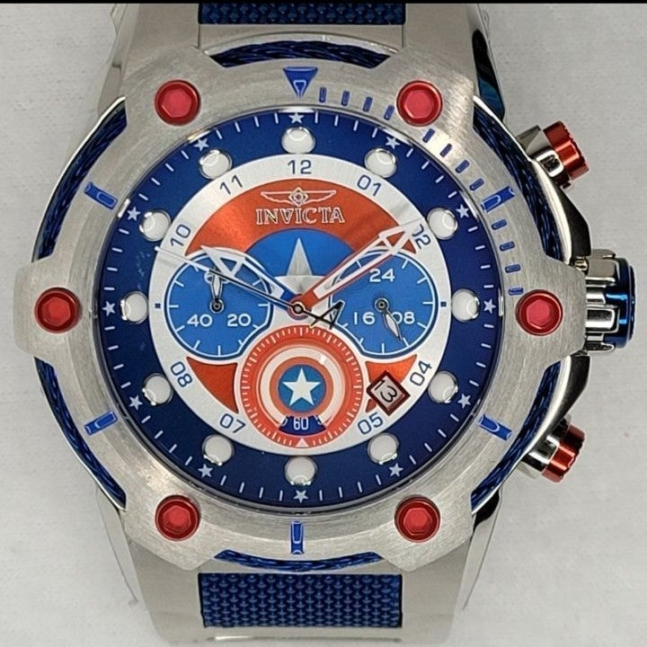 Limited edition captain America