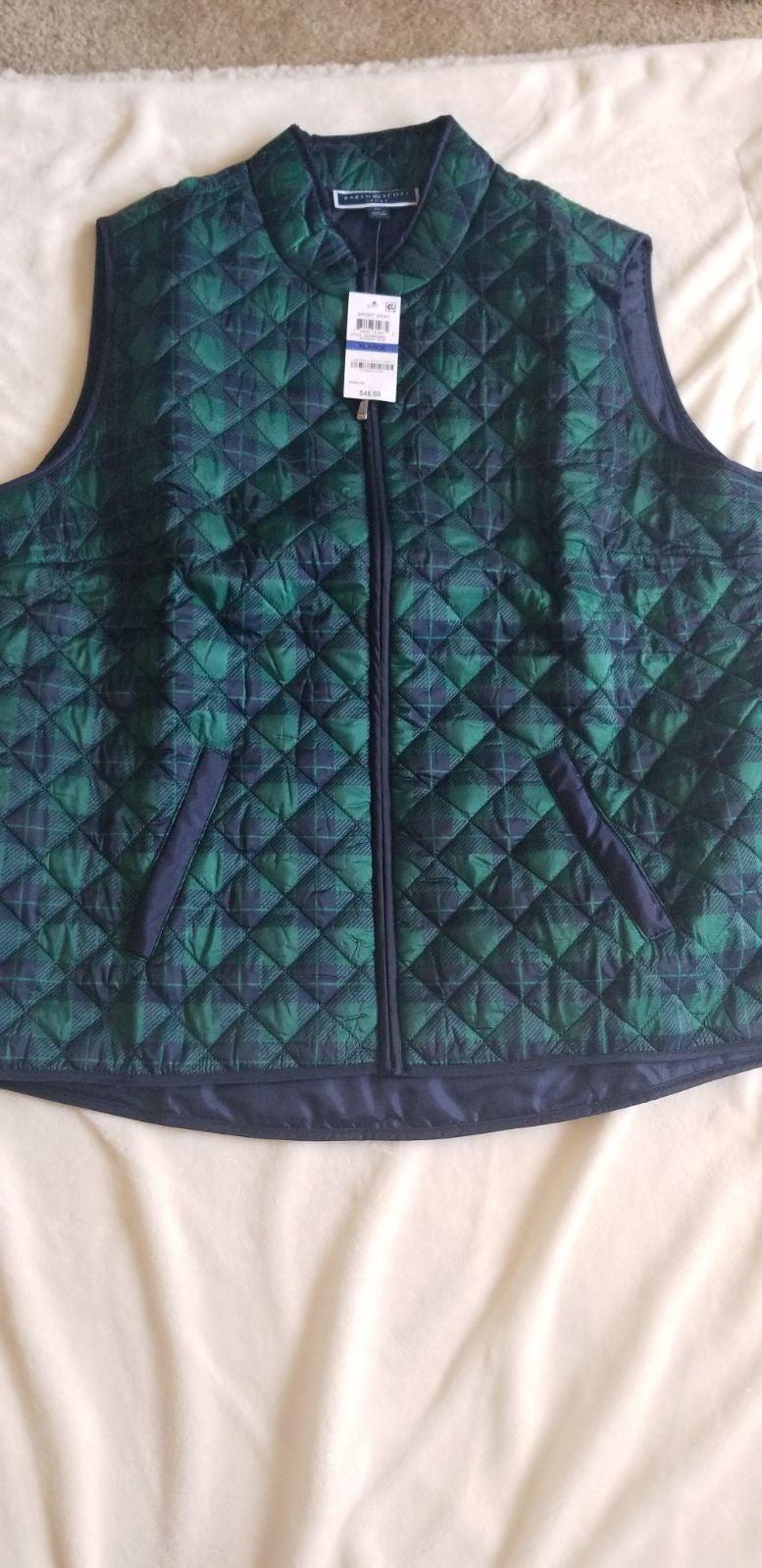 Karen Scott Women's Vest