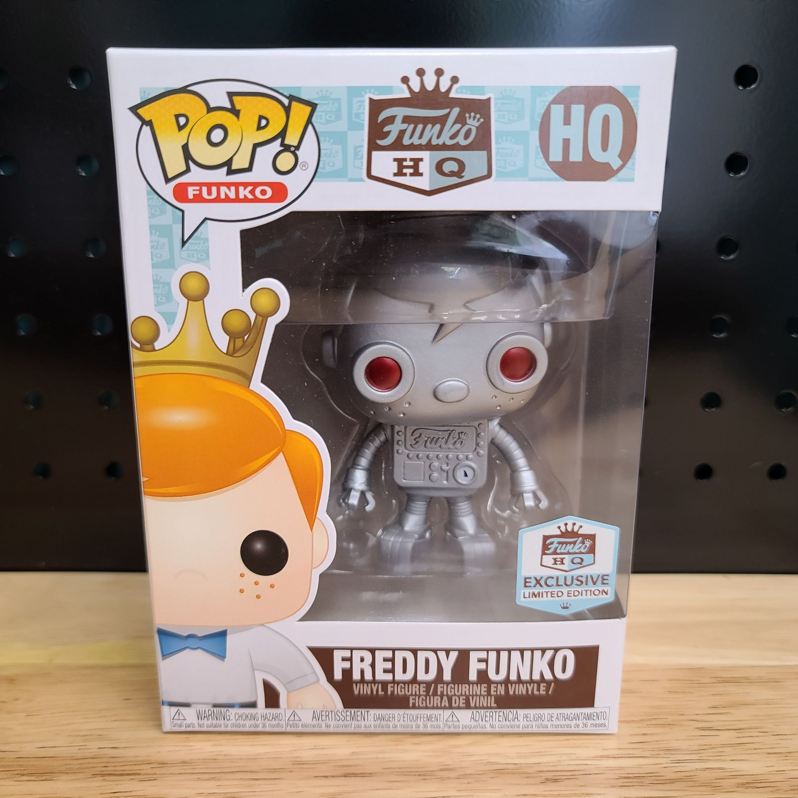 Funko HQ Freddy Robot 5