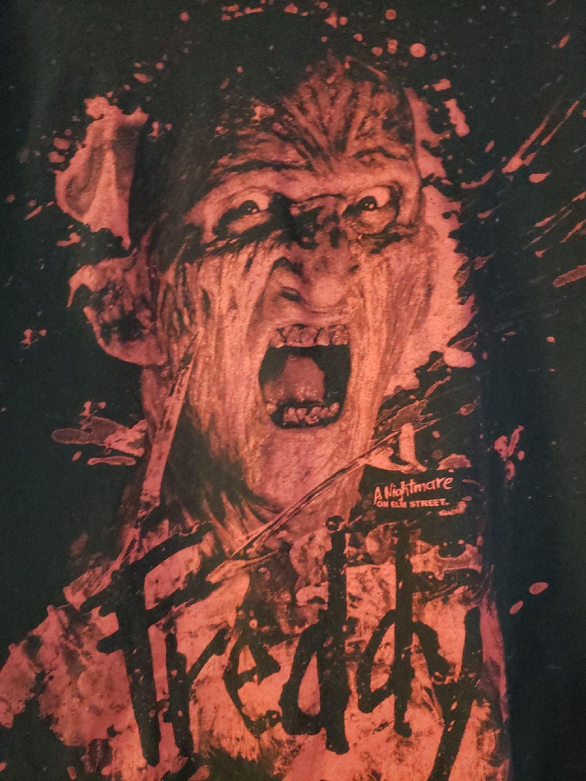 Freddy Kreuger Shirt. (M)