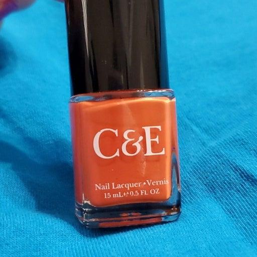 C&E nail lacquer
