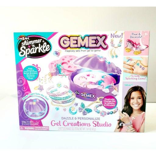 Cra Z Art Gemex Shimmer Jewelry Kit
