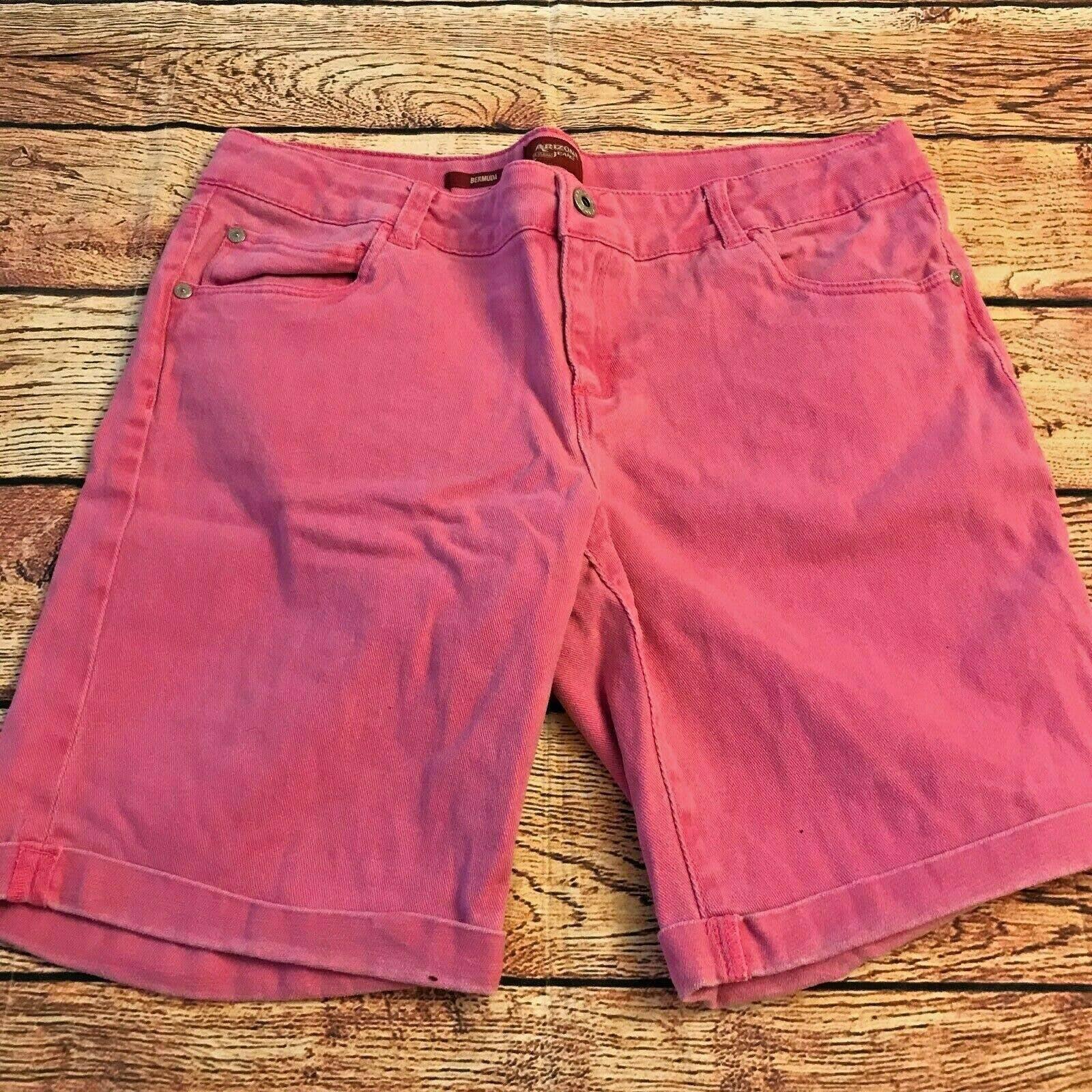 Arizona Jeans Girl's Bermuda Shorts 18.5