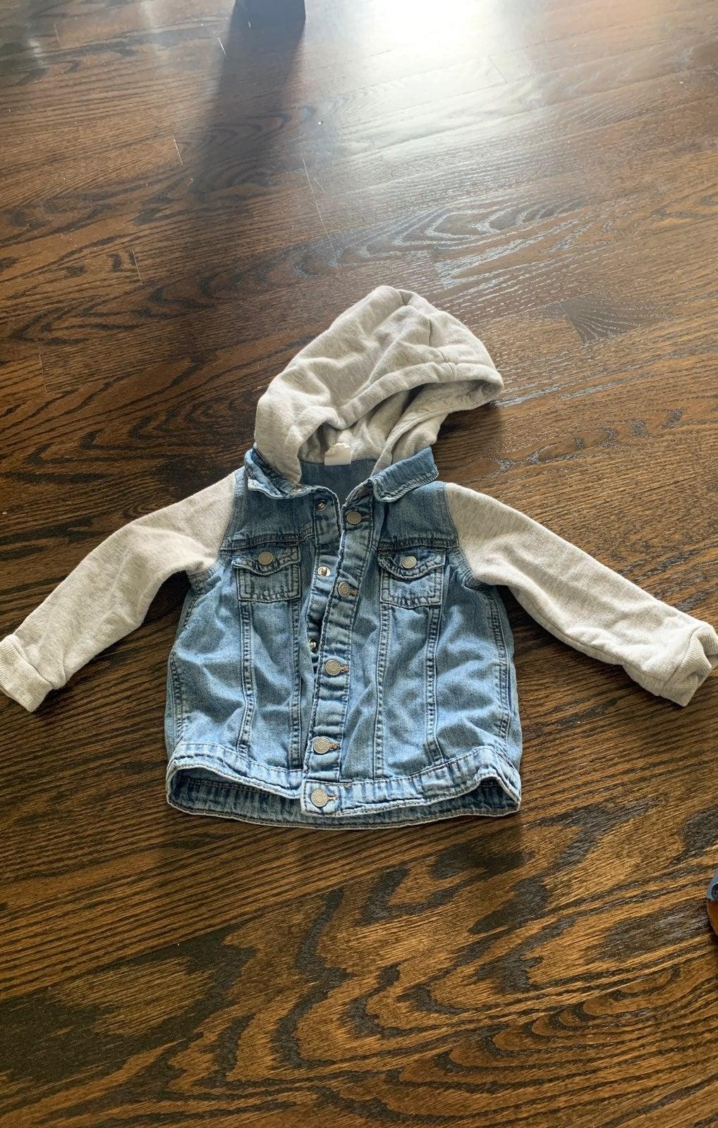 Jean Jacket baby boy 9-12m