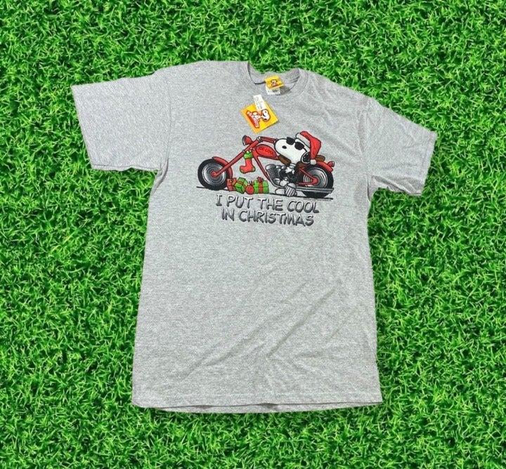 Peanuts 'Joe Cool' Christmas T-Shirt