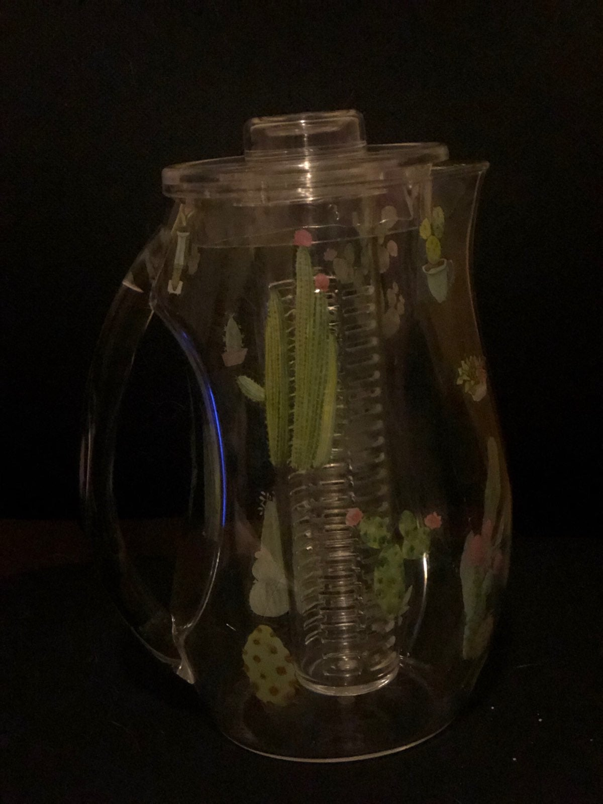 Water Pitcher with Infuser