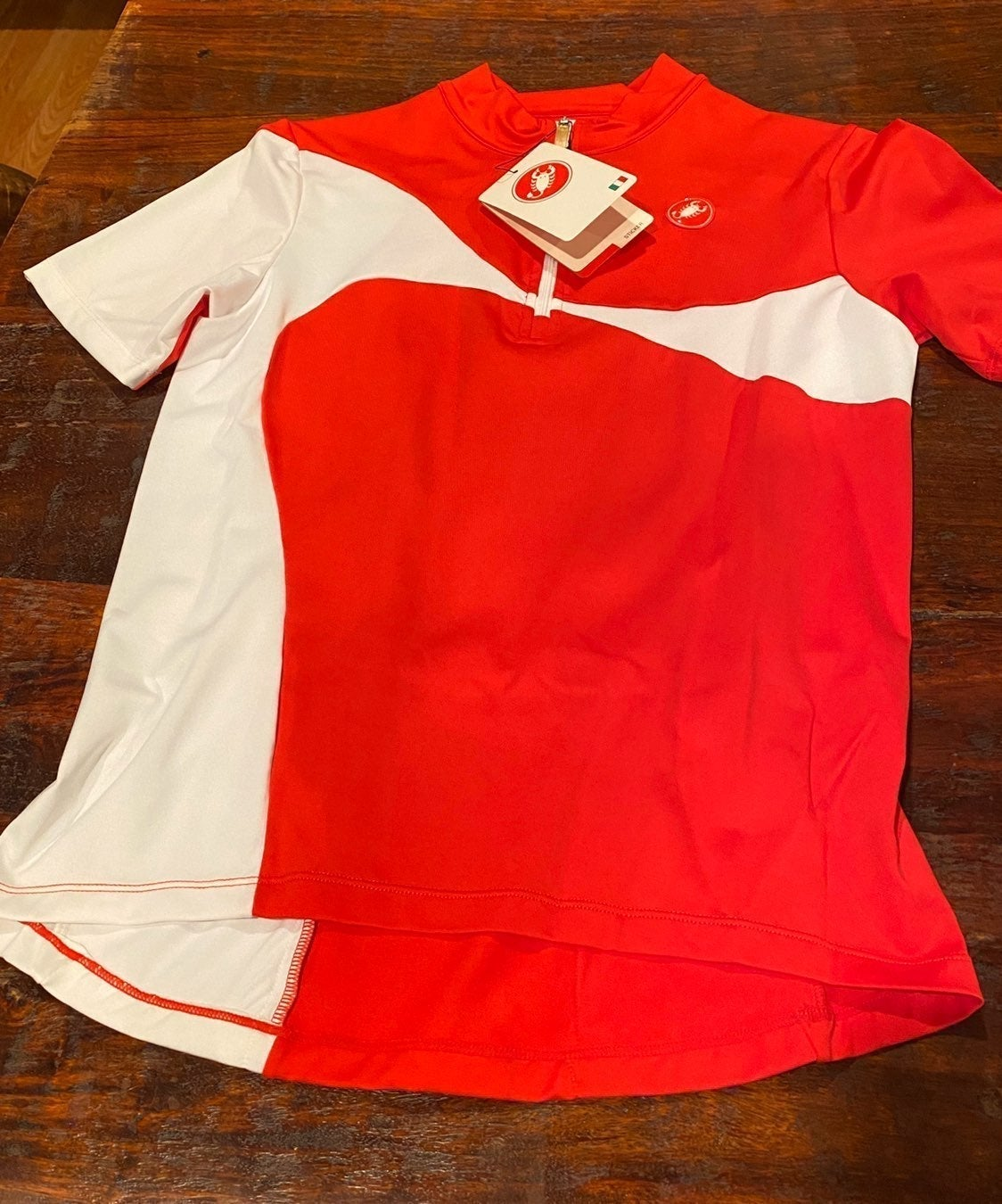 Castelli women's cycling jersey
