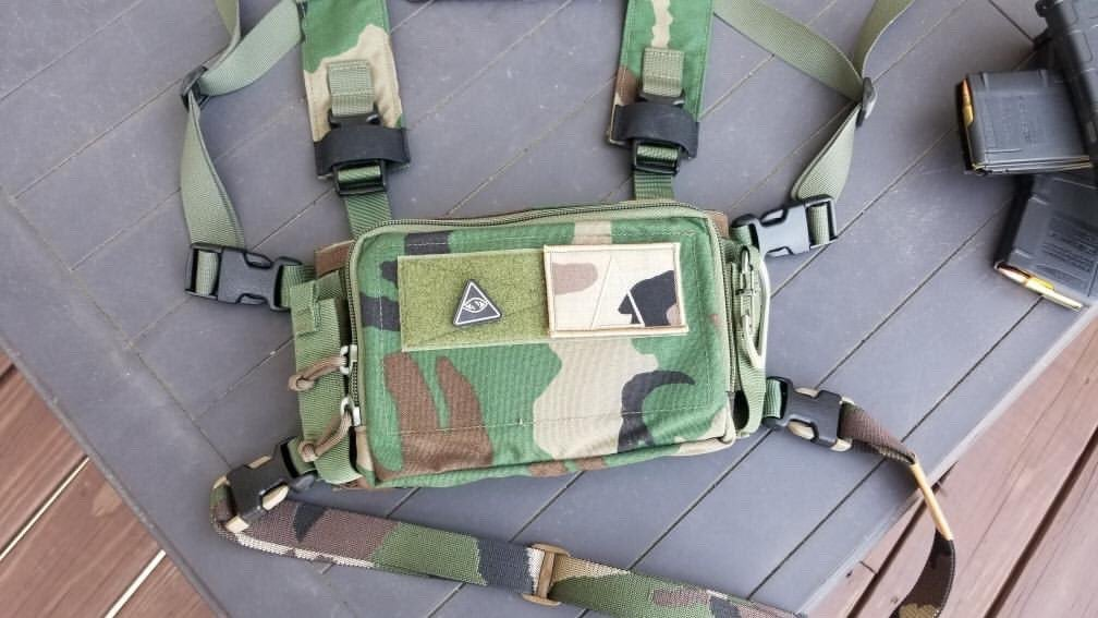 Haley Strategic M81 Chest Rig