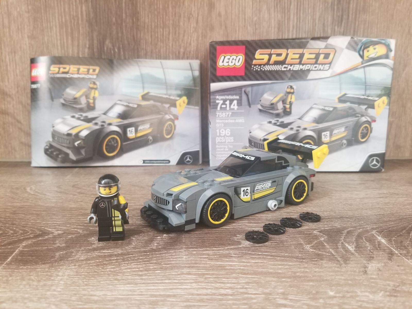 Lego Speed Champions 75877