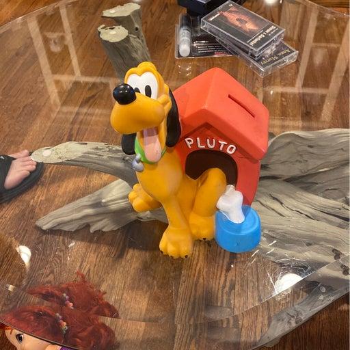 Disney Pluto  piggy bank