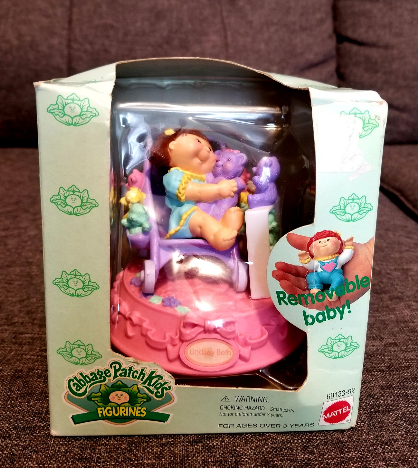 CABBAGE PATCH KIDS FIGURINE '95