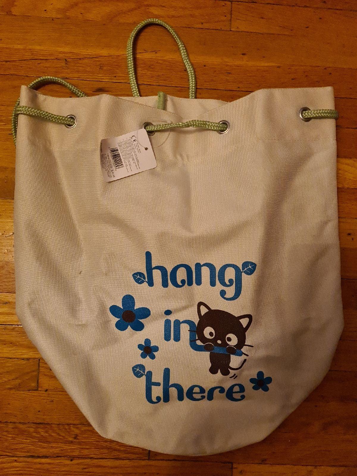 Sanrio Chococat Drawstring Bag