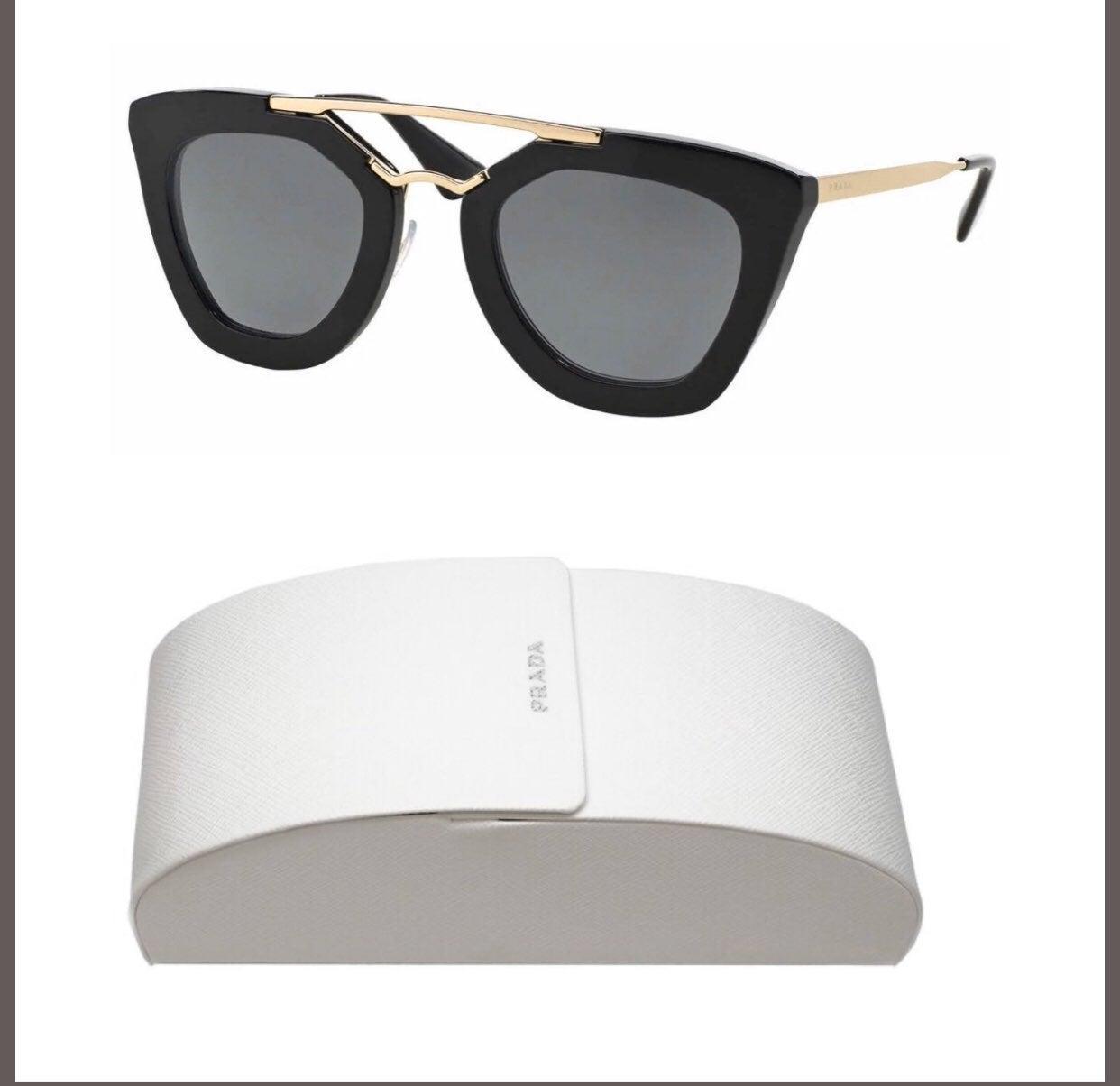 Authentic Prada sunglasses made in Italy