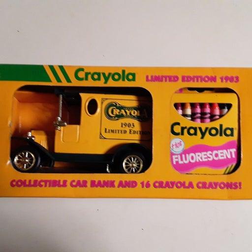 Crayola Antique Car Bank