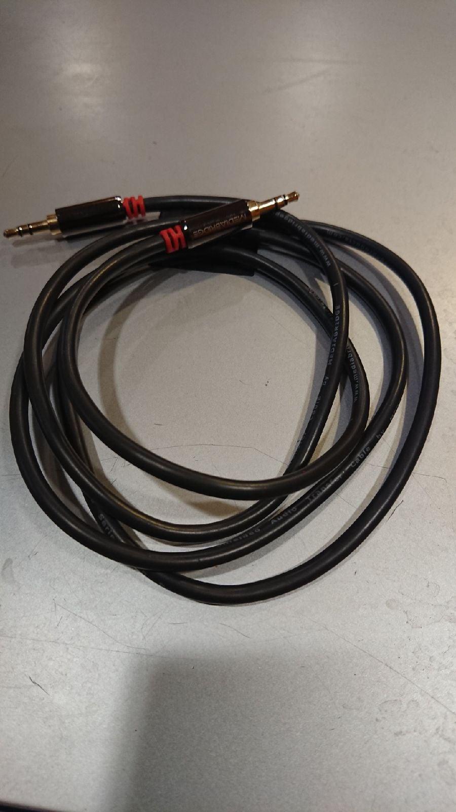 6 Ft MEDIA BRIDGE  AUX cable